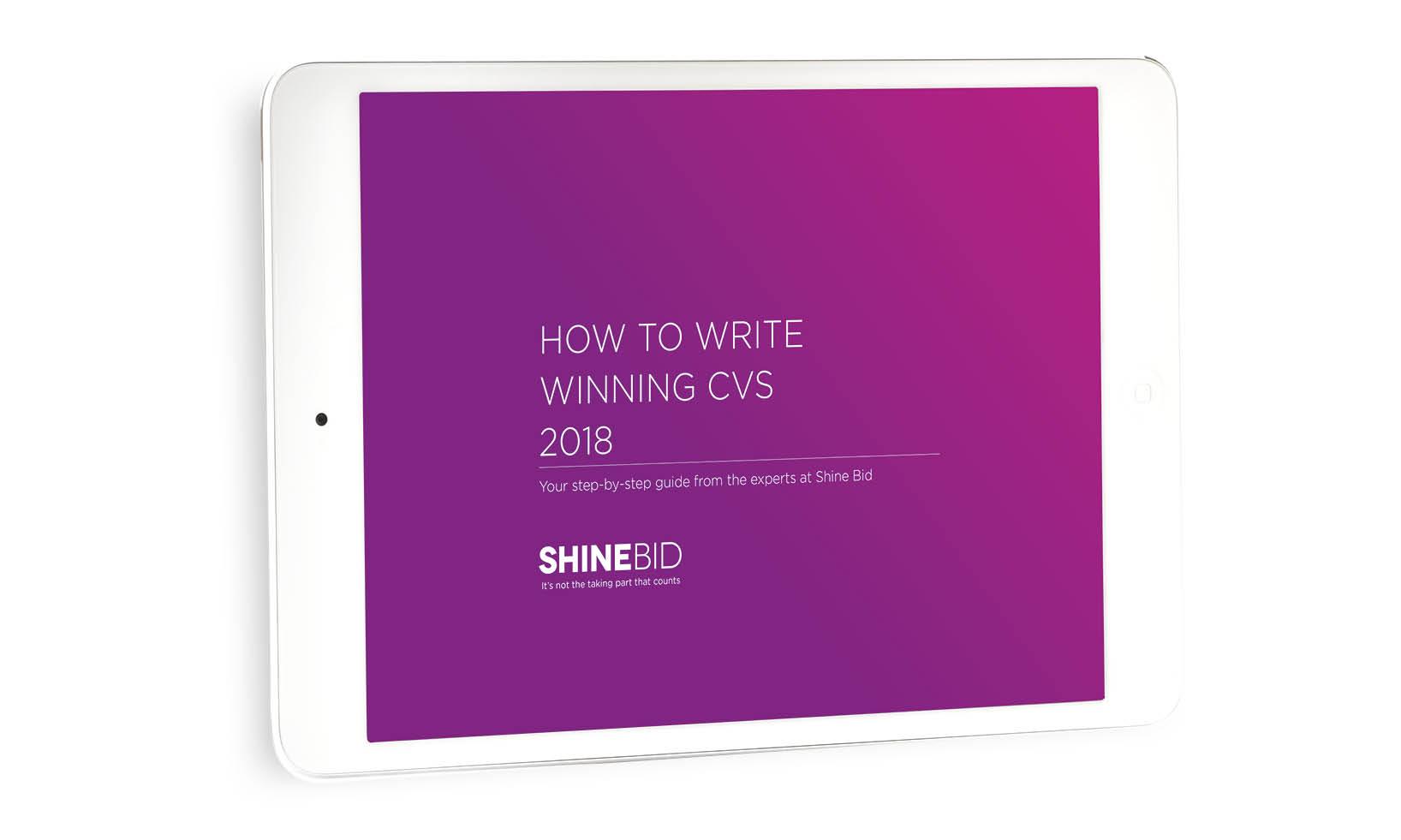 How to Write Winning CVs