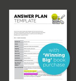 answer-plan-template