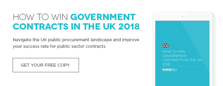 How to win government contracts in the UK
